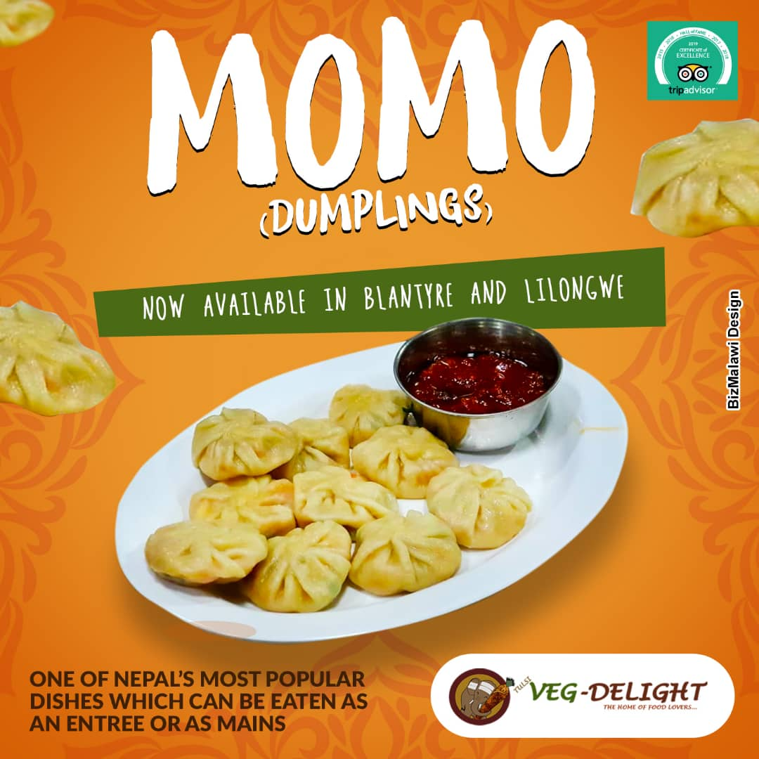 MoMo Dumplings Now Available ...