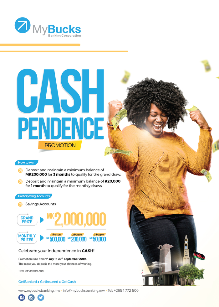 Celebrate Your Independence In Cash...