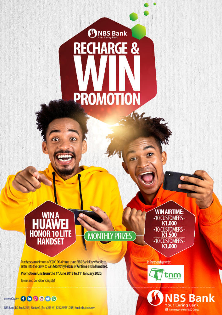 Recharge & Win Promotion ...
