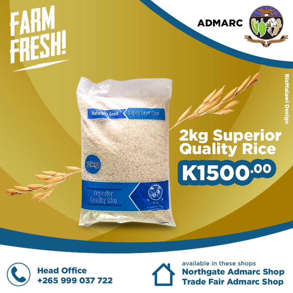 We Have 2Kg & 5Kg Rice Availabl...