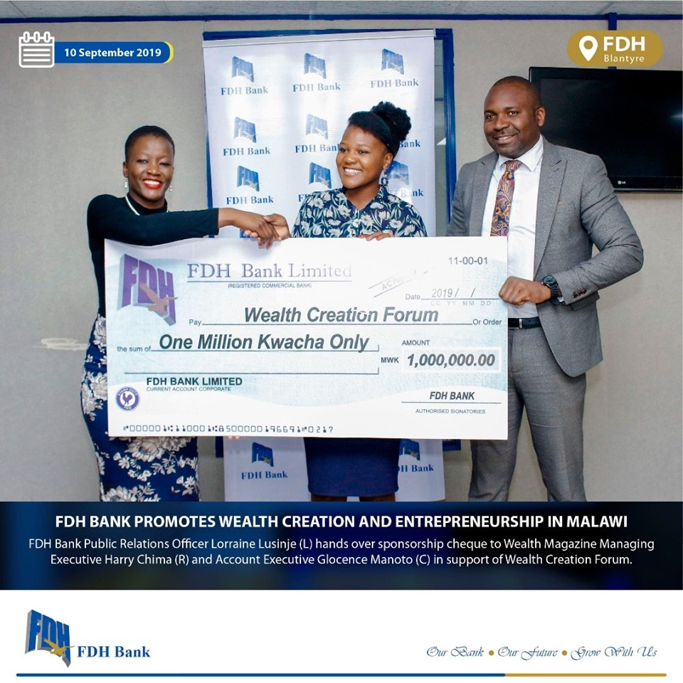 FDH BANK SPONSORS MARKETERS CO...