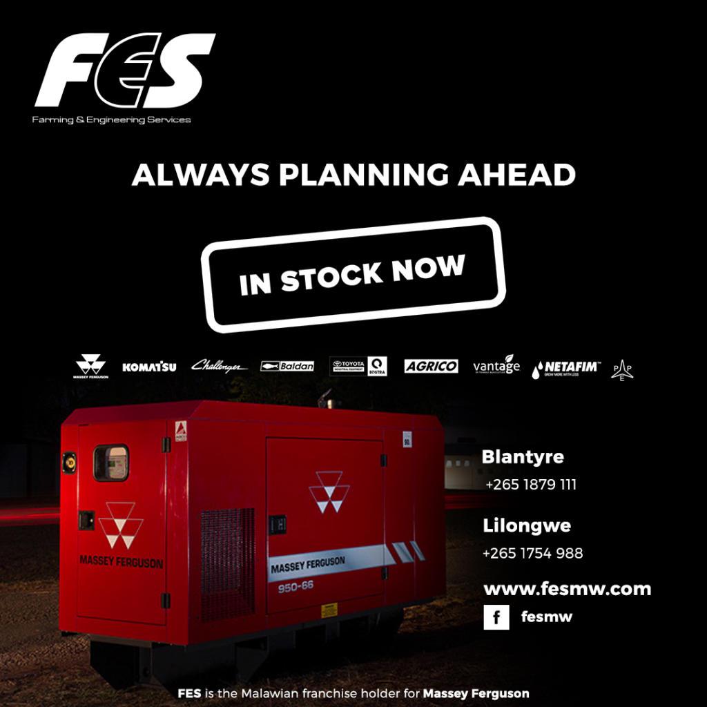 fesAlways Planning Ahead...