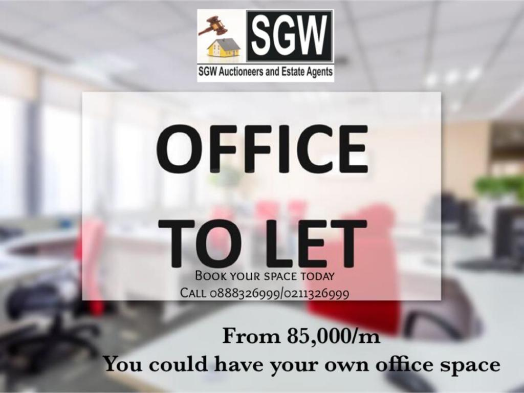 sgwTo Let 9sqm Offices Fully furn...