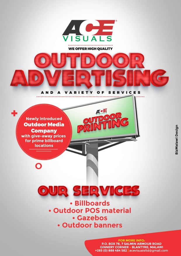 Outdoor Advertising At Prime Spaces...