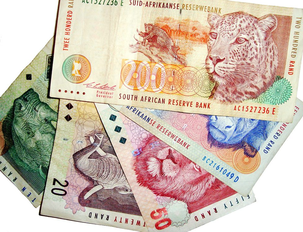 BUSINESSES POSITIVE AS  RAND S...