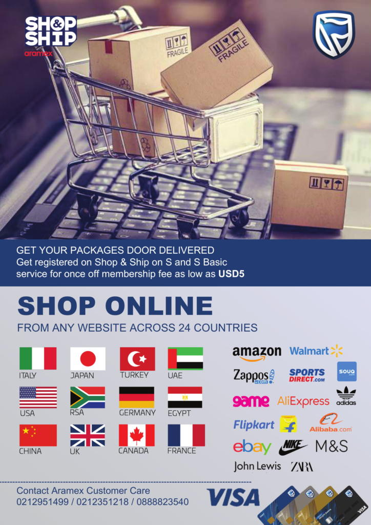 Shop From Any Website Across 24 Coun...