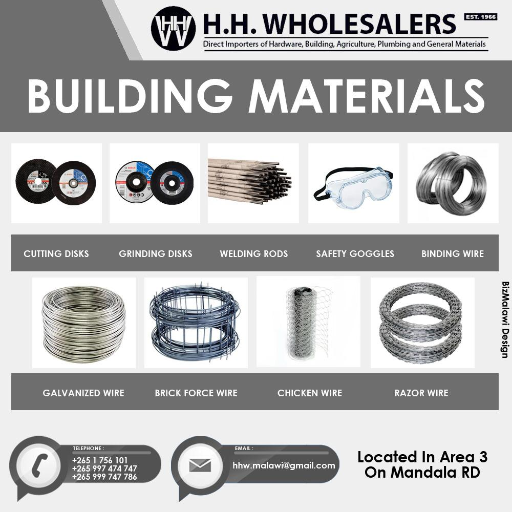 Looking For Affordable Building Material...