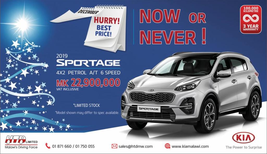 2019 Sportage Special - Now Or Never...