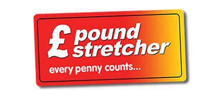 You should be at Poundstretcher. 