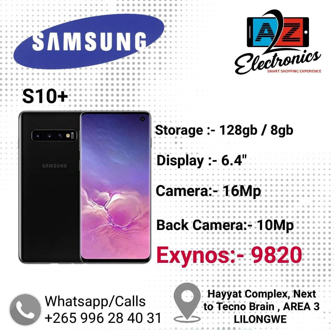 Samsung S10+ LOCATION: HAYYAT COMPLE...