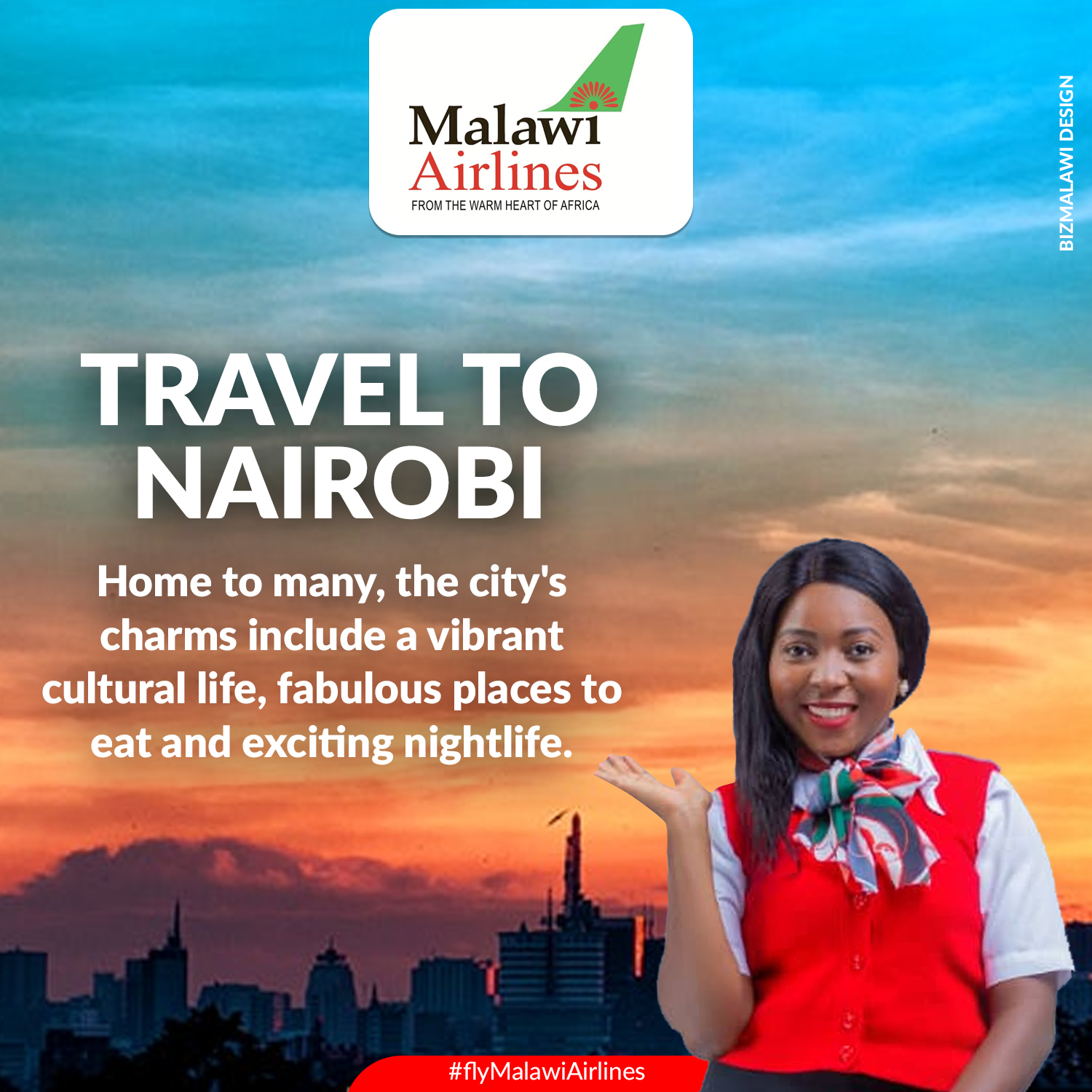 Have you ever traveled to Nairobi?...