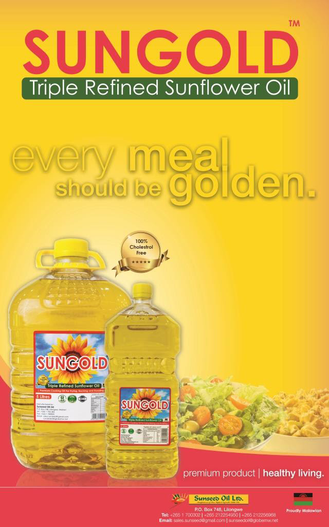 Every Meal Should Be Golden...