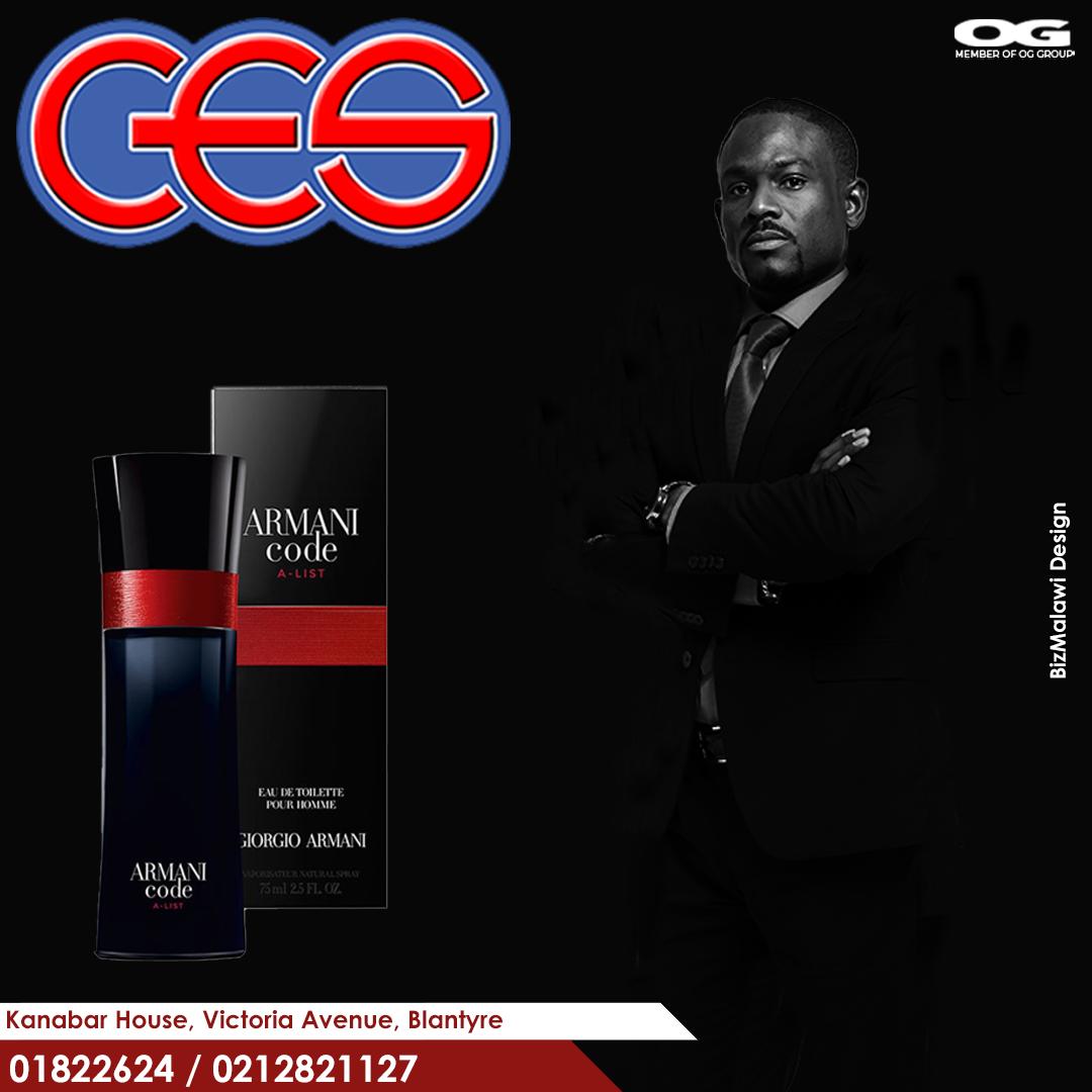 A contemporary fragrance for men, l...