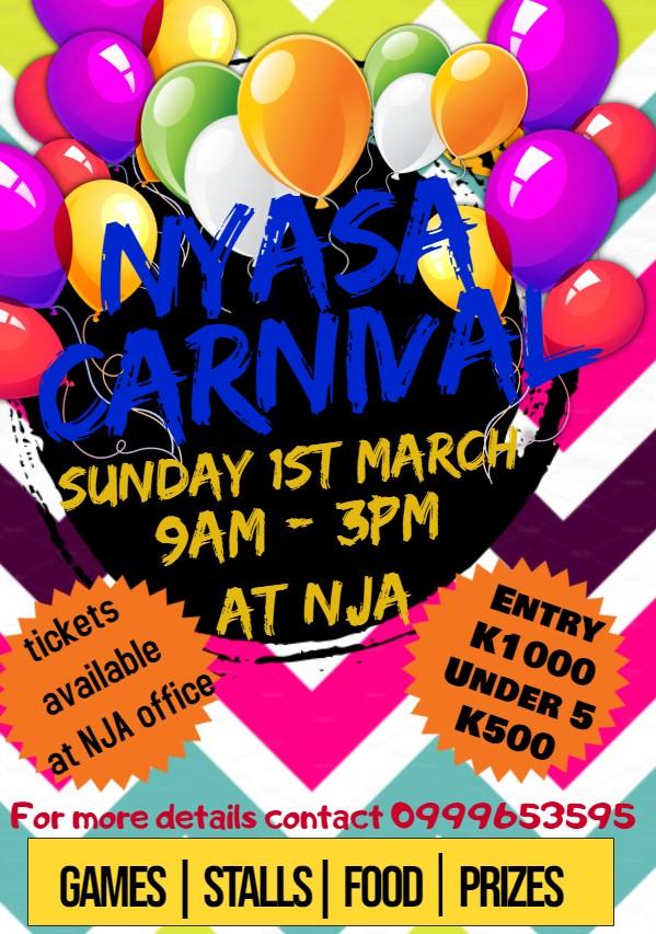 Nyasa Carnival      ...