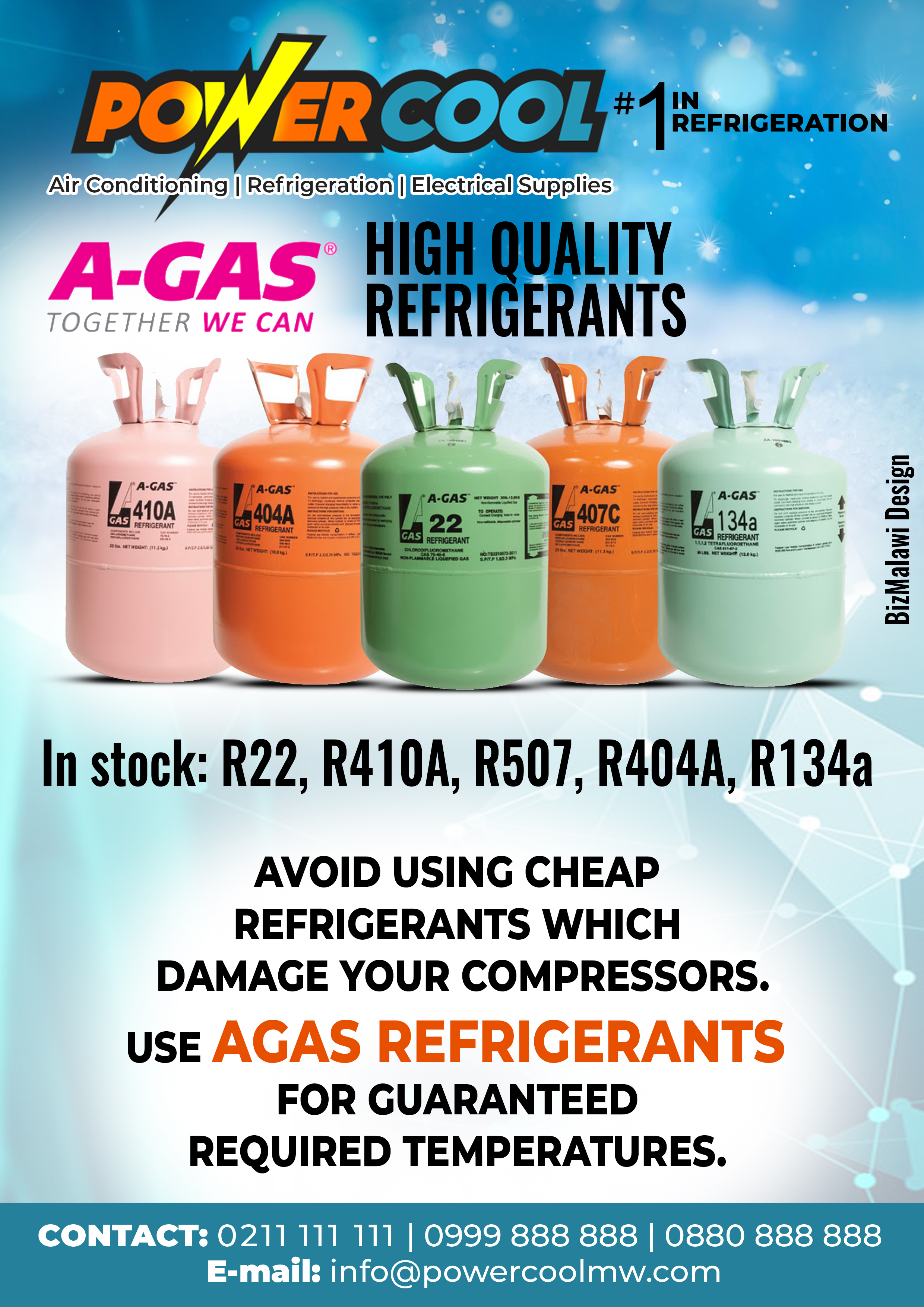 High Quality Refrigerants In Stock Now ...