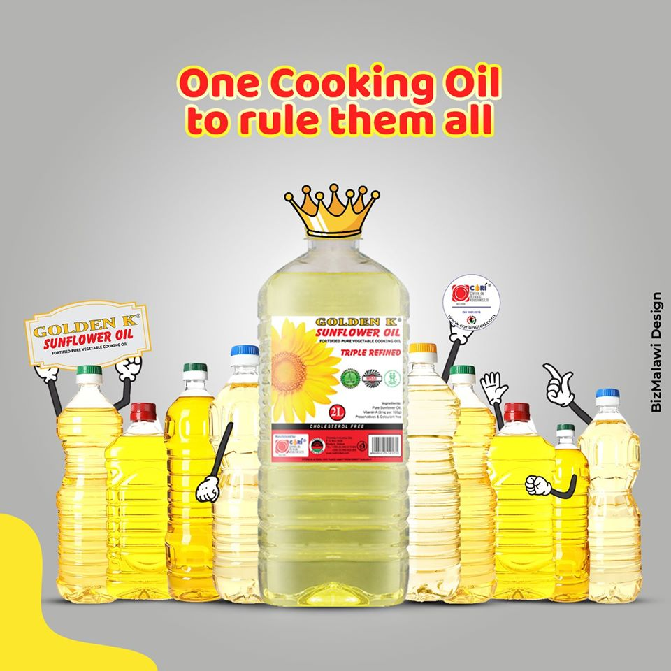 One Cooking Oil Rules Them All...