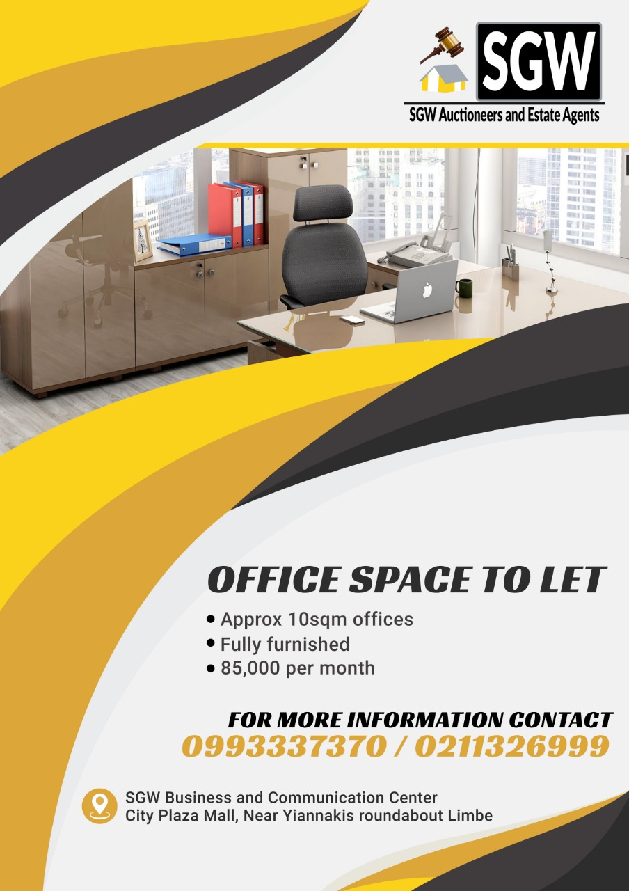 Office Space To Let  ...