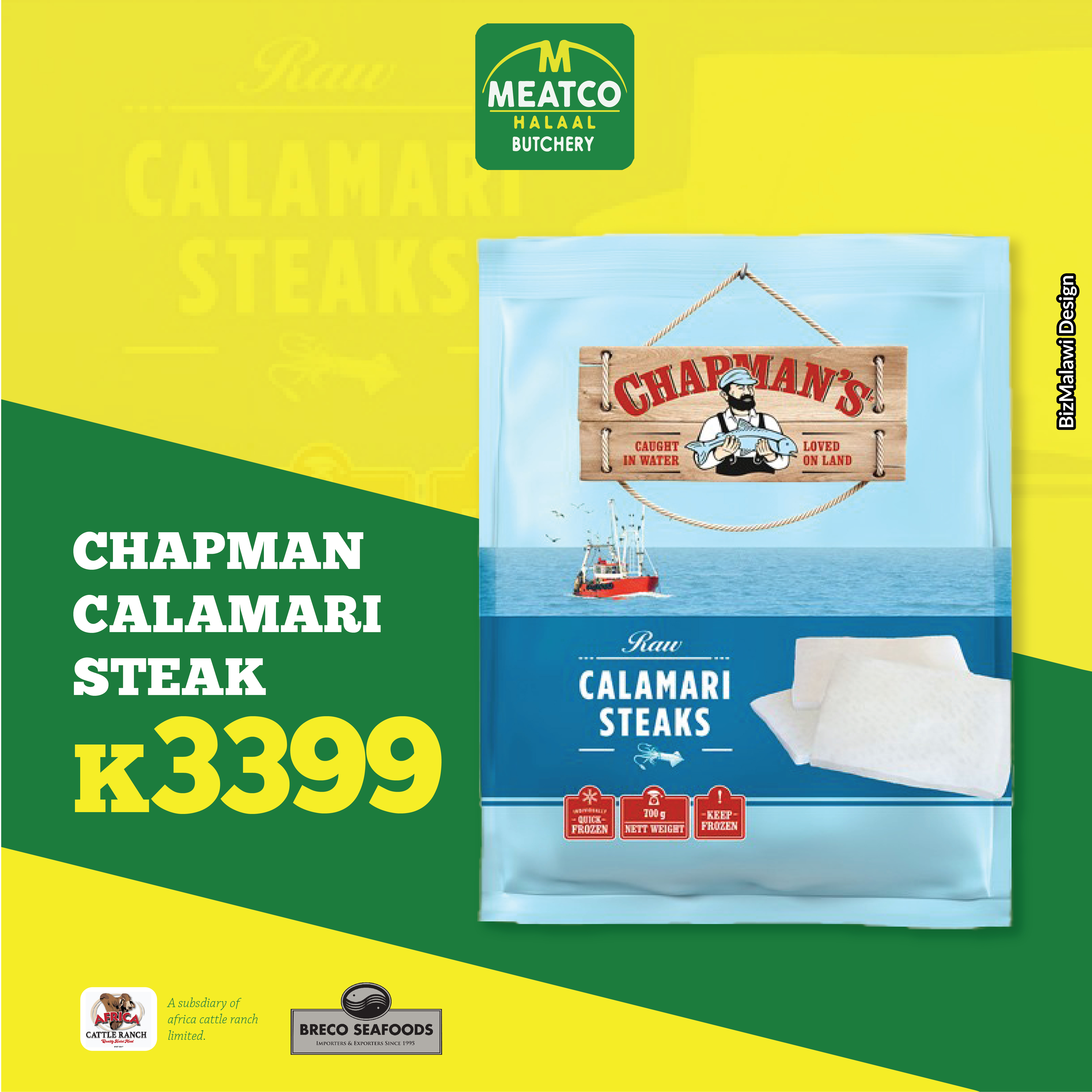 Enjoy Some #BestBuy Chapman Calamari Ste...