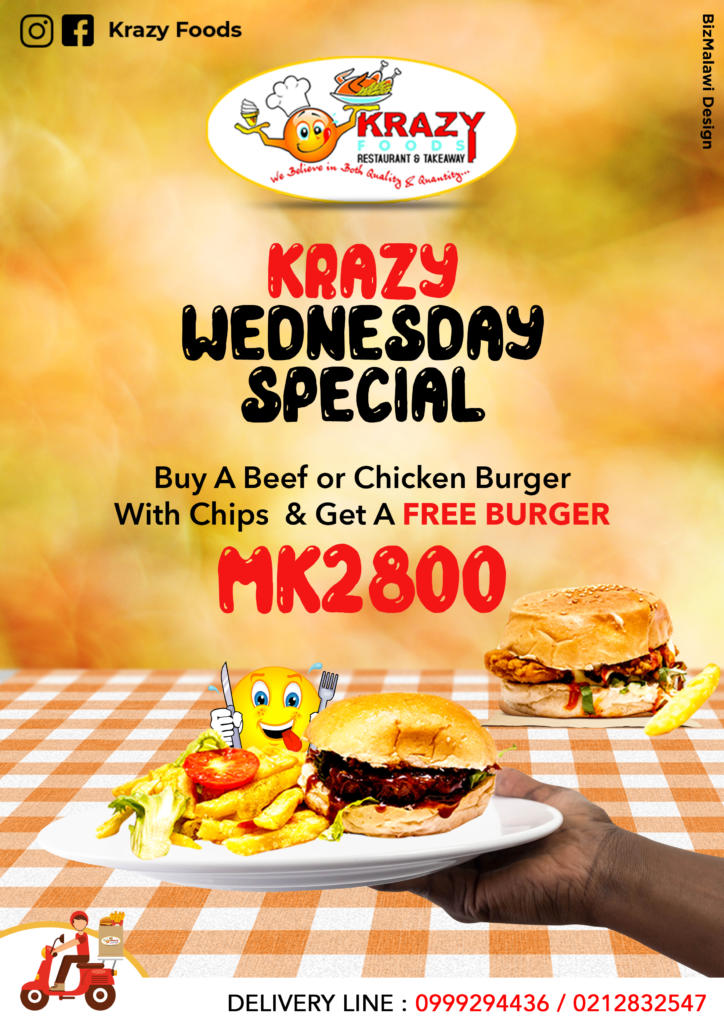 Krazy Wednesday Promotion!!!