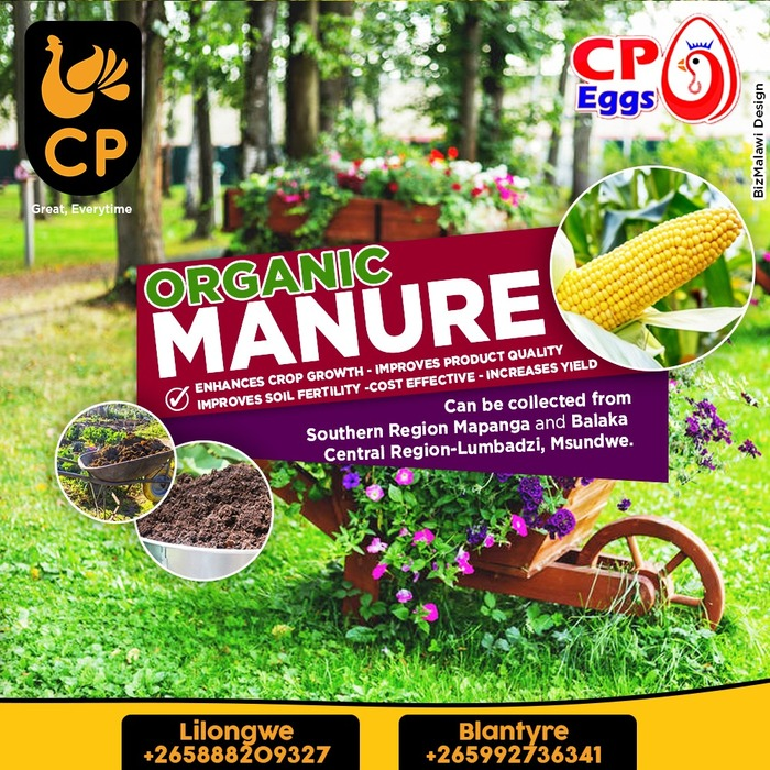 Organic Manure Available Now...