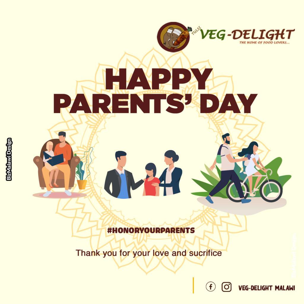 It's international Parents' D🥰y   ...