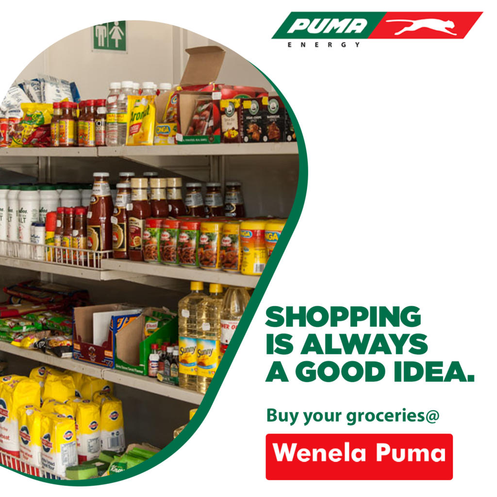"PumaWenela""Whoever said that money can..."