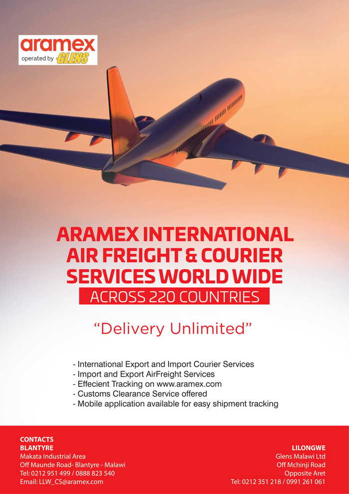 Aramex Delivery Unlimited...