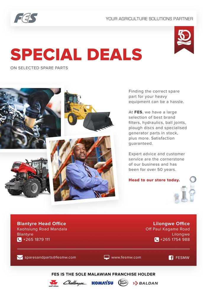 FES   Special Deals...