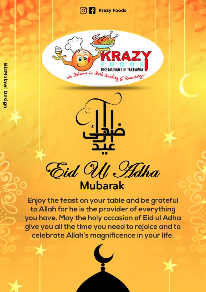 Wishing all our customers a joyful Eid A...