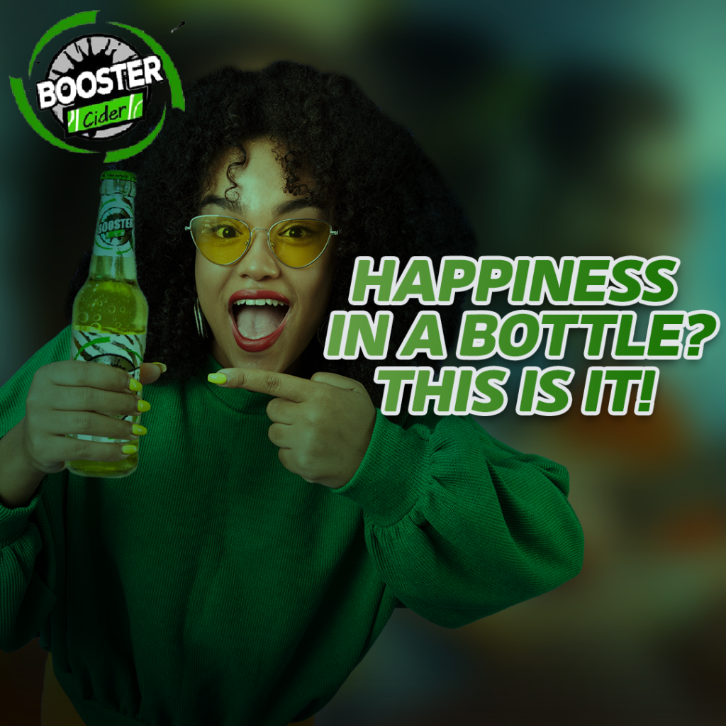 Booster Cider