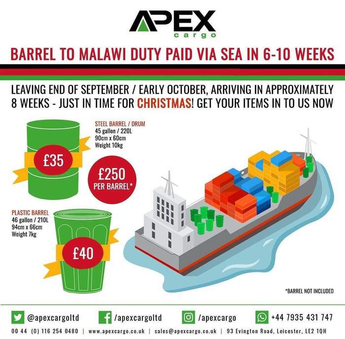 Apex Cargo