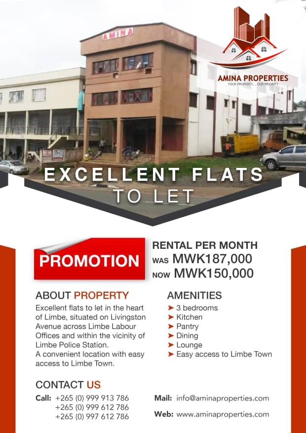 Amina Properties Promotion! Rentals ...