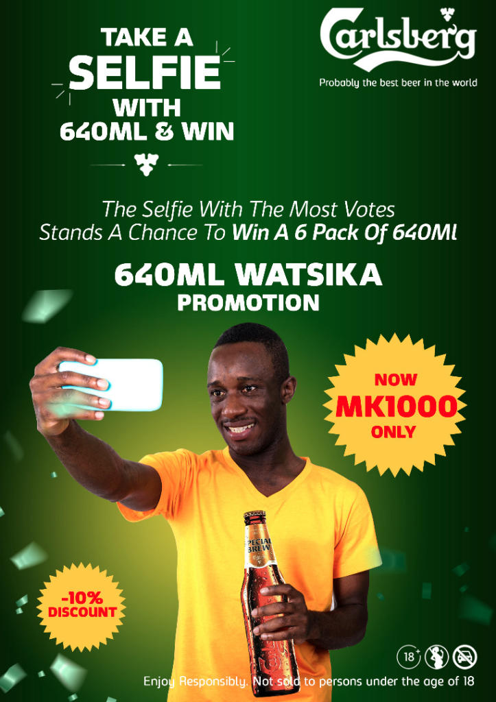 TAKE A SELFIE WITH 640ML & WIN