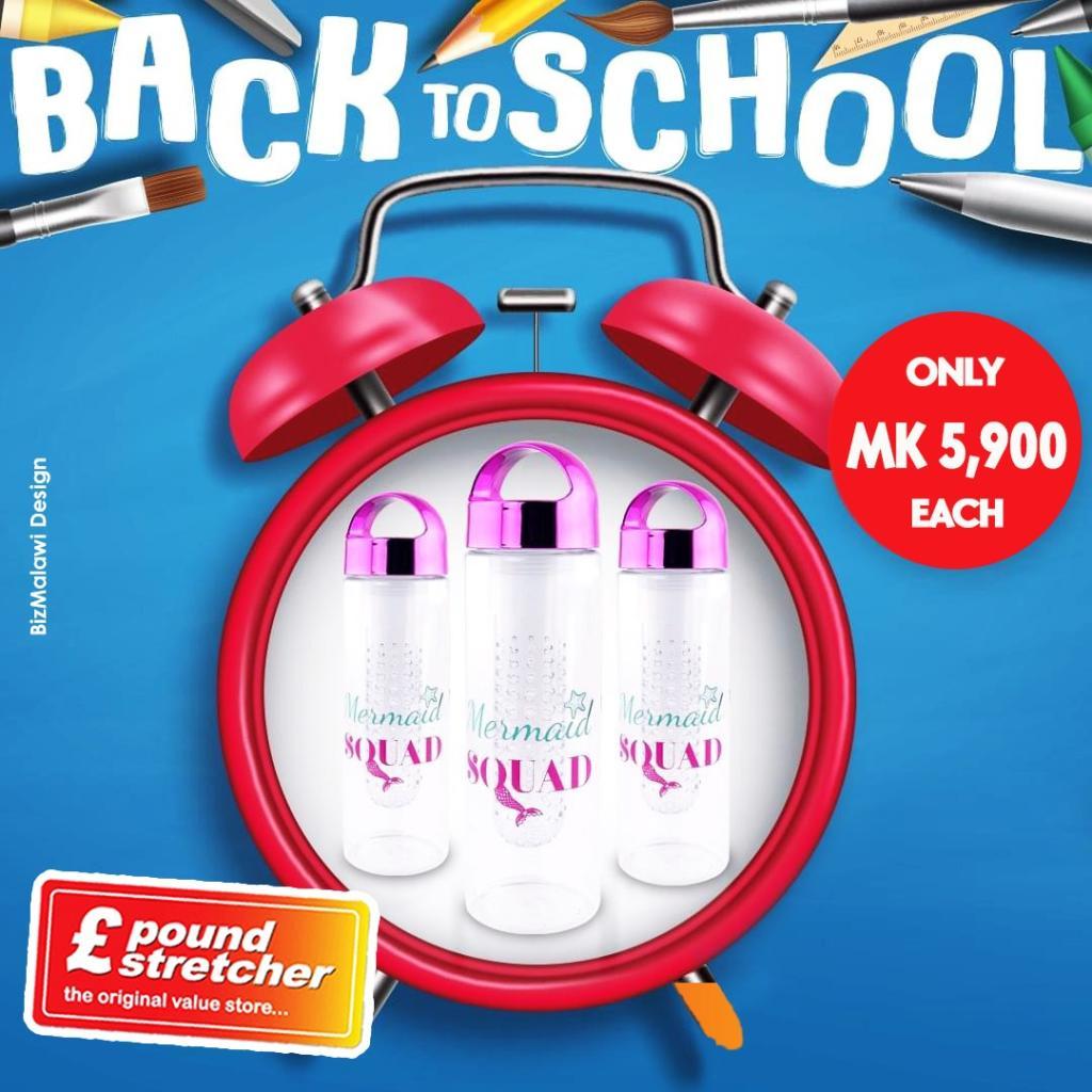 Back to school essential. MK 5,900  ...