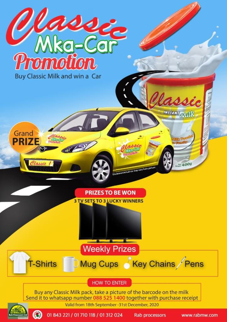 CLASSIC MKA-CAR PROMOTION