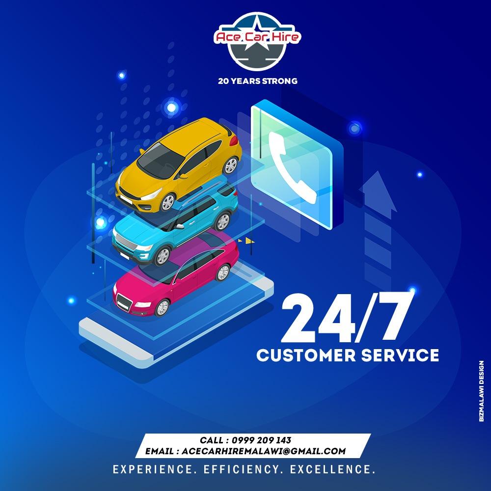 We provide 𝟐𝟒/𝟕 customer servic...