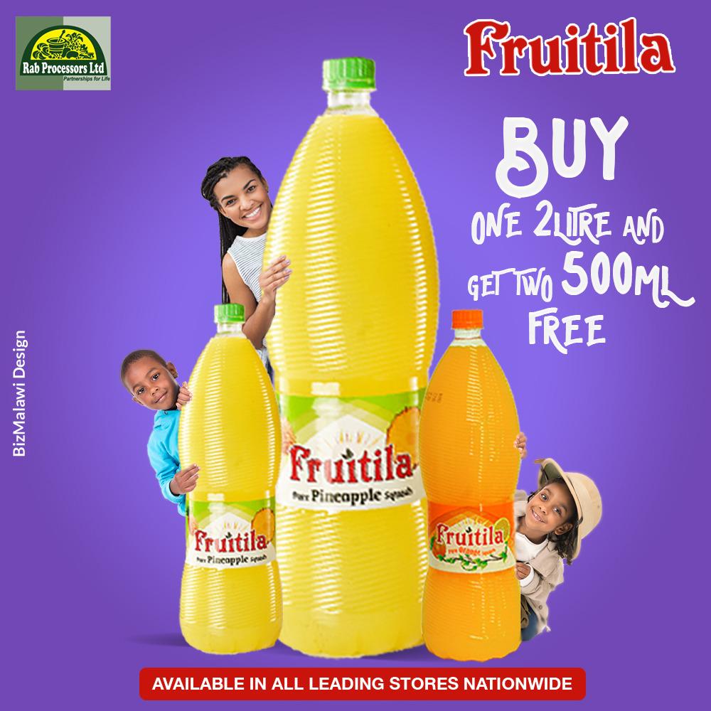 Enjoy the summer heat with Fruitila.  ...