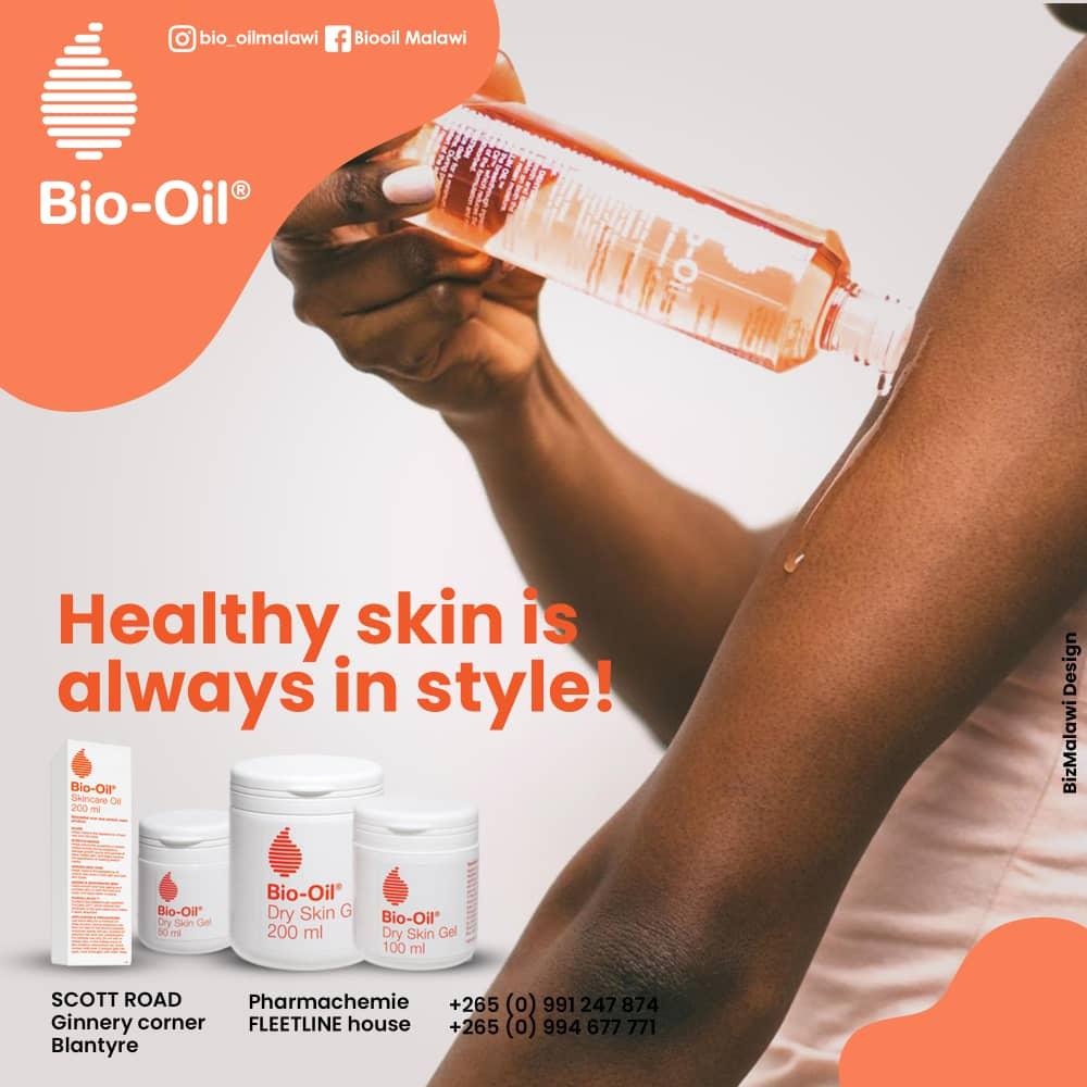 Healthy skin is always in style....
