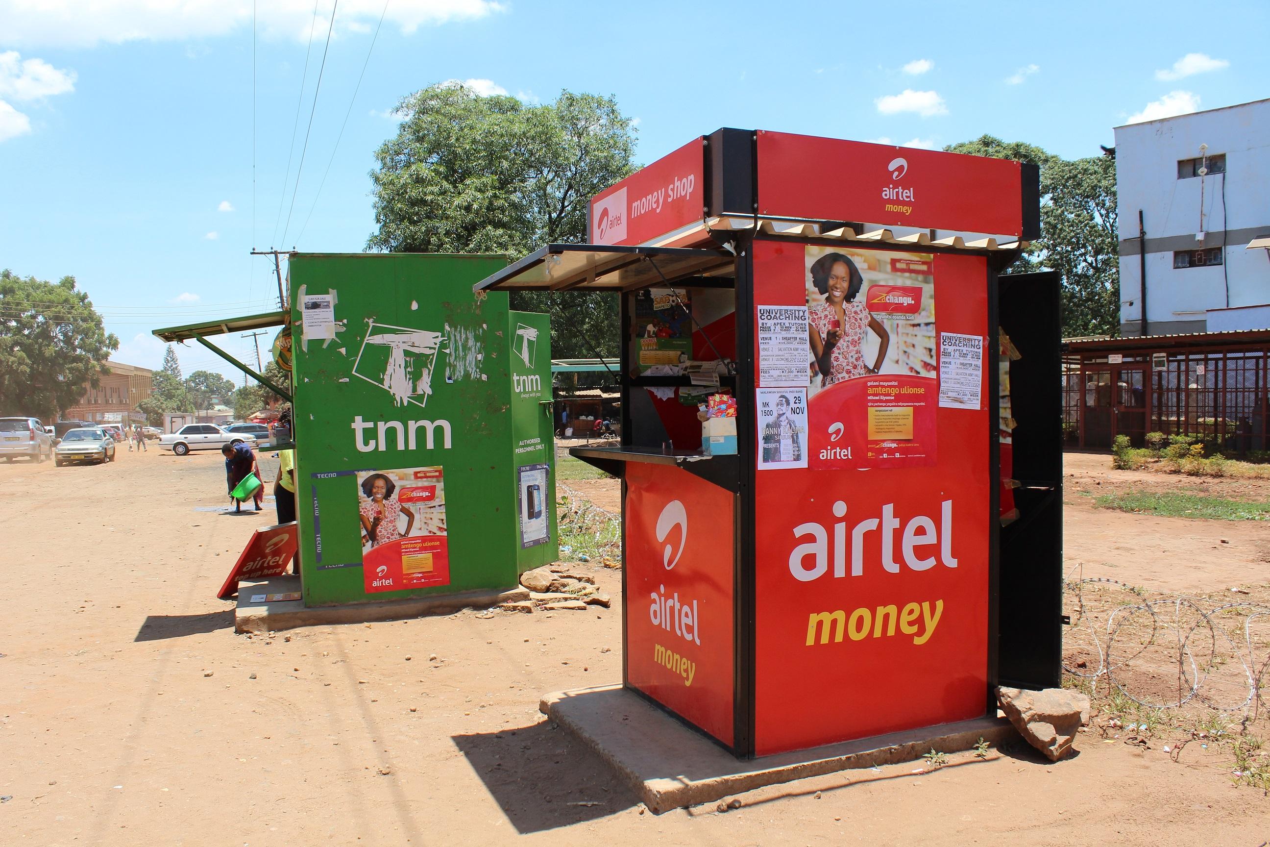 AIRTEL MONEY & MPAMBA AGENTS T...