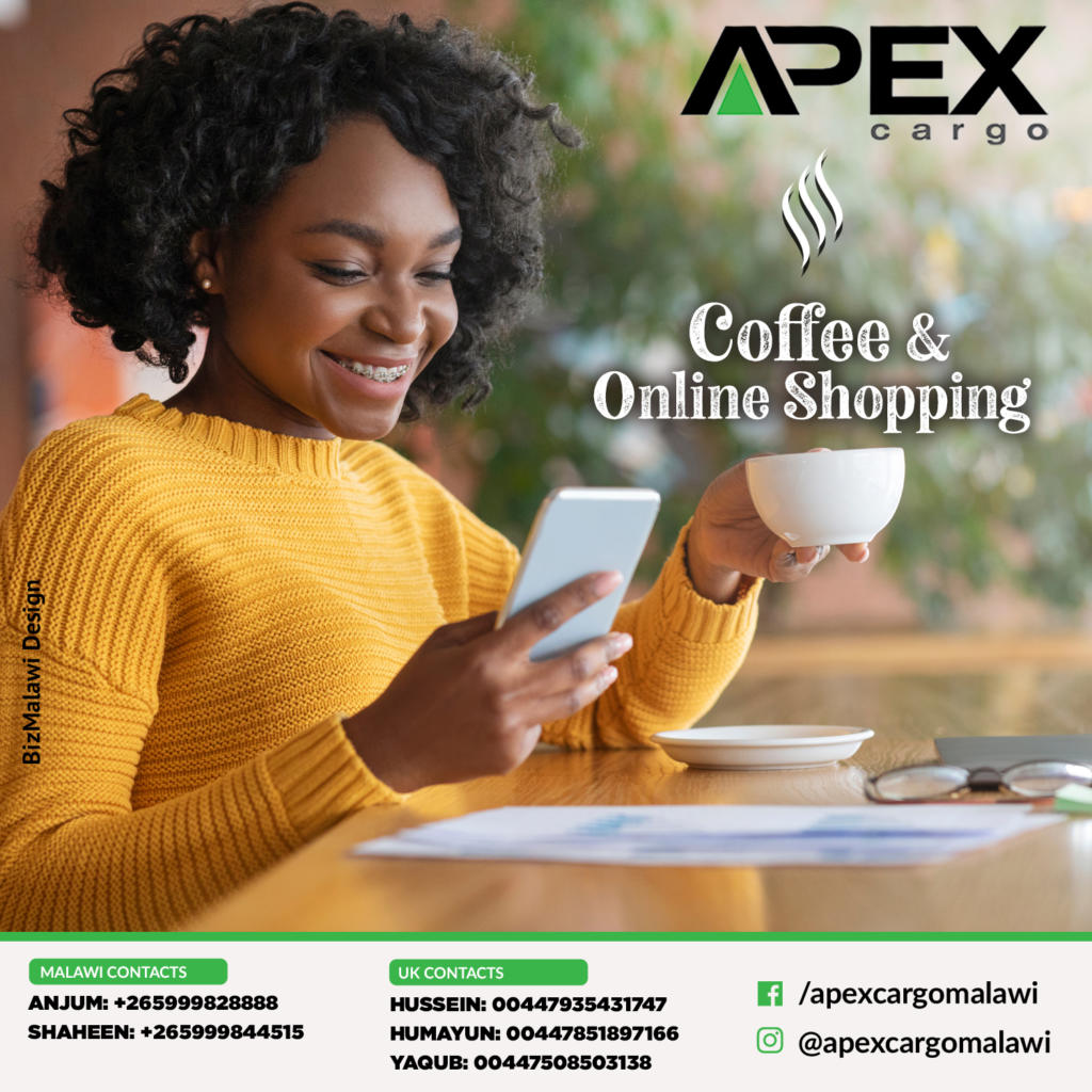 Enjoy your afternoon shopping with Apex ...