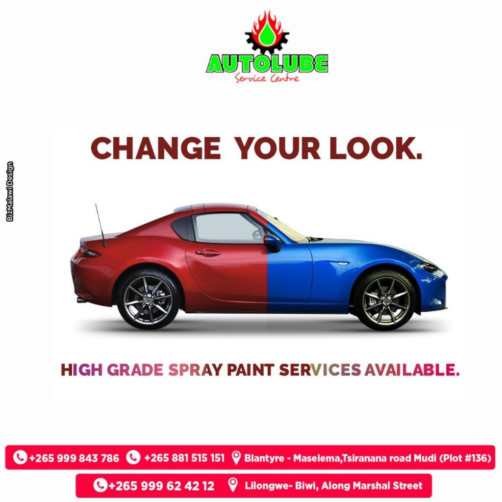 Autolube Service Centre   Change Yo...