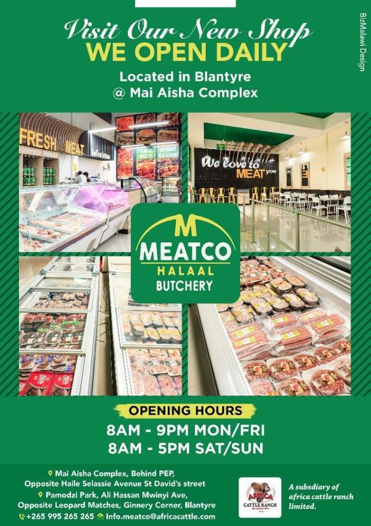 Meatco Halaal Butchery Blantyre Shop No...