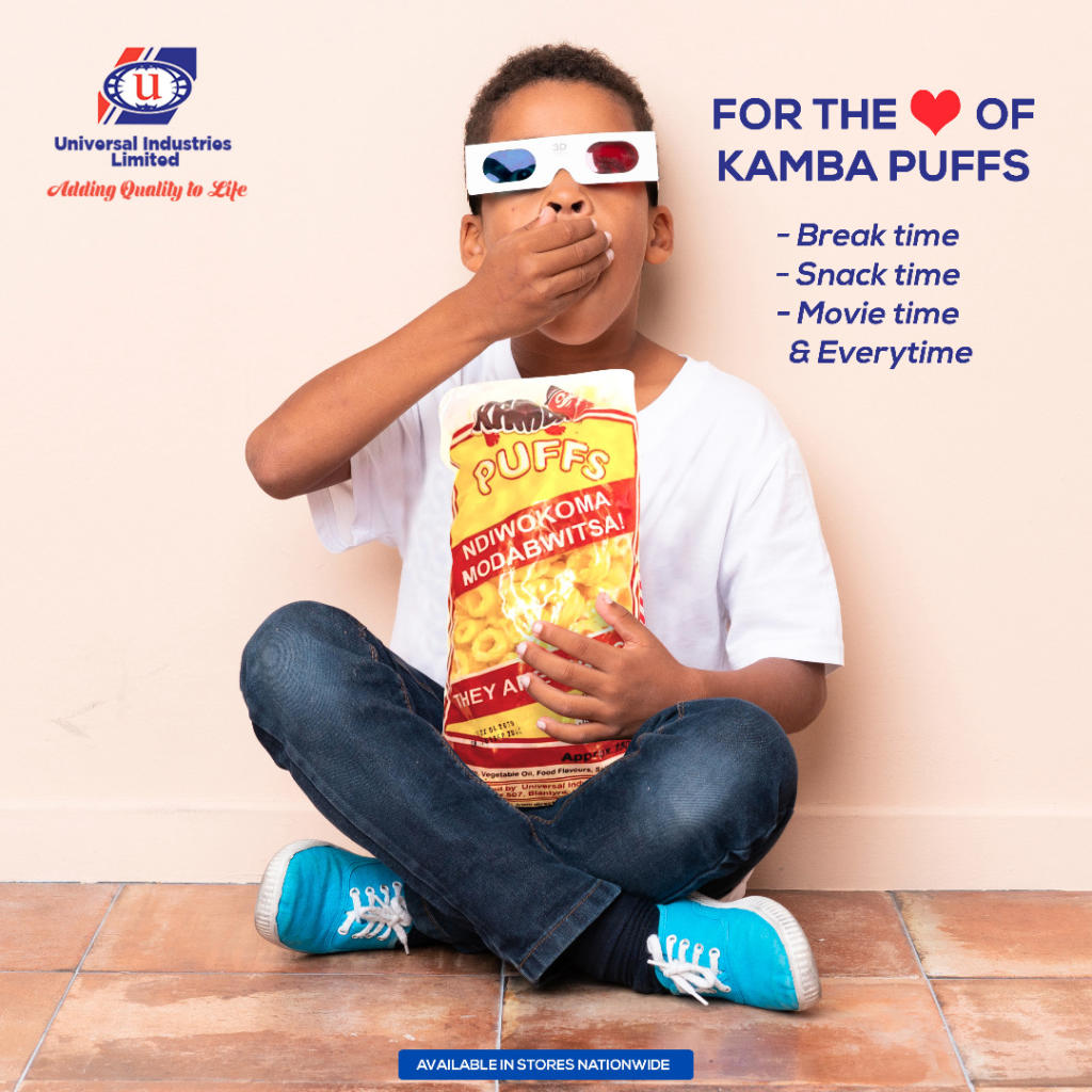 Grab a packet of Kamba and enjoy the wee...