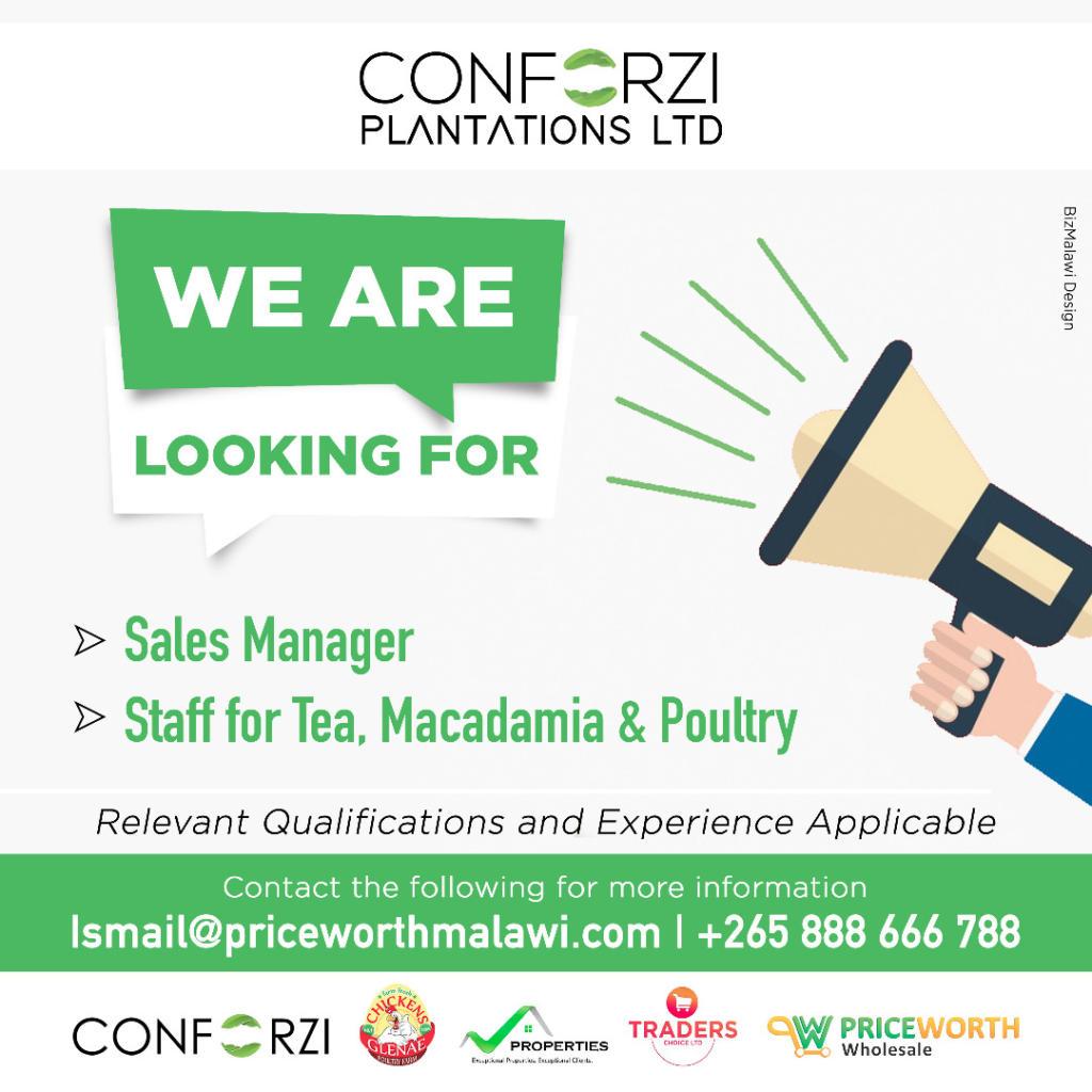 We are hiring.   Relevant qualificati...