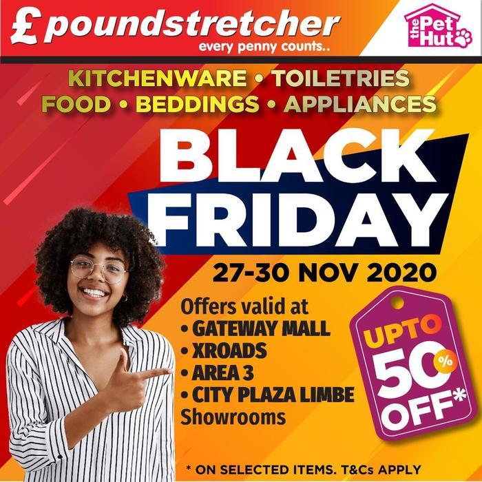 Pound Stretcher Up To 50% Off...