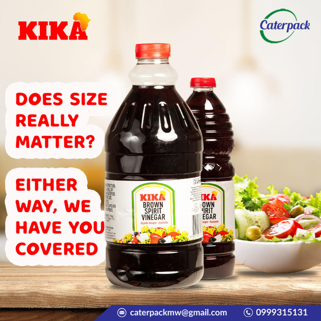 With Kika you have choices.      W...