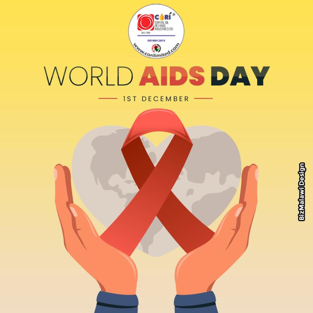 Pledge your support for World Aids Day.
