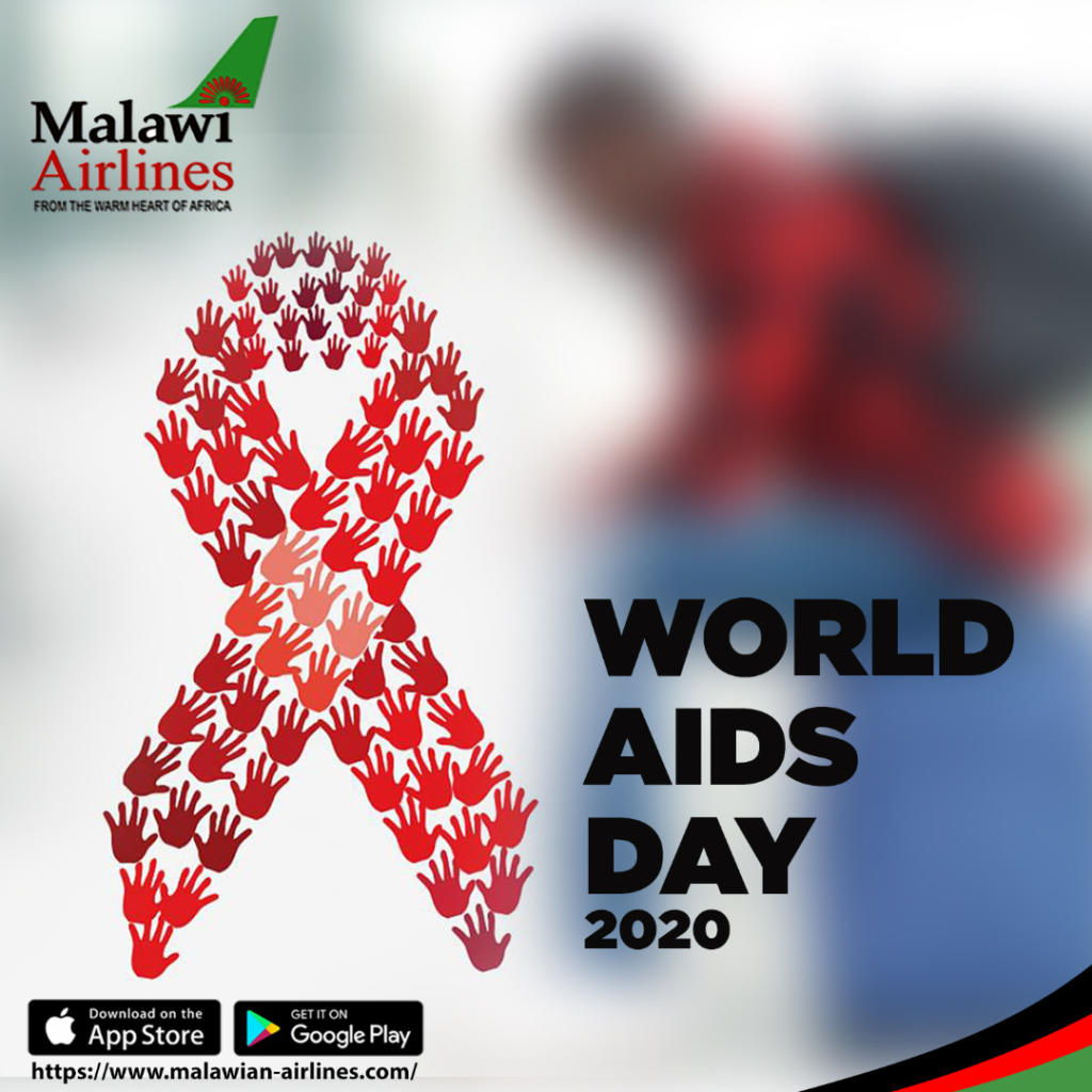 Say no to AIDS and yes to good health.