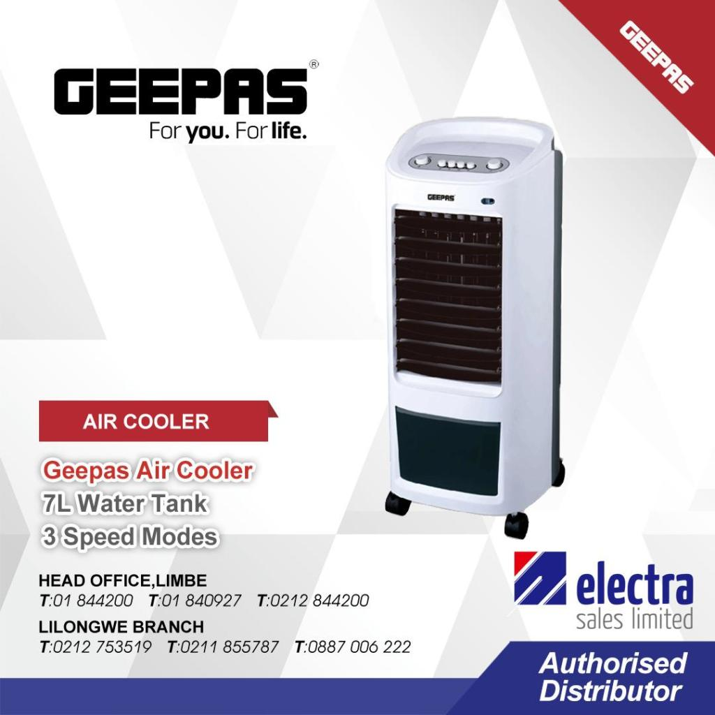 Stay cool while you work with Geepas air...