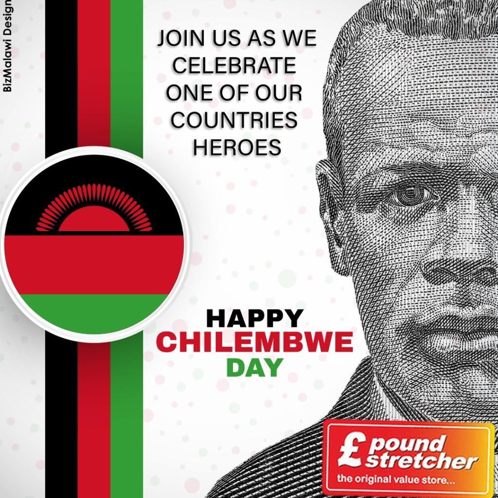 Happy John Chilembwe Day.     ...